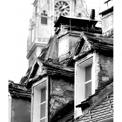FOTOGRAFIJE - ZAGREB KROVOVI