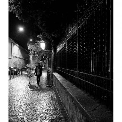 FOTOGRAFIJE - ZAGREB VARŠAVSKA ULICA