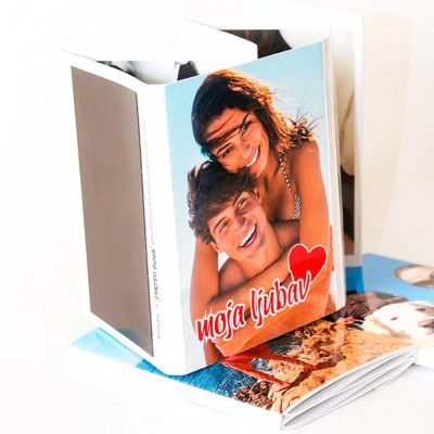 mini PHOTO BOOK ukrasni magnet