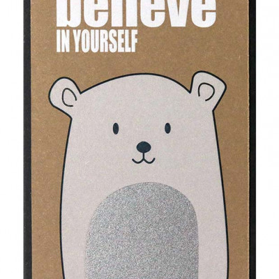 MOTIVACIJSKA ČESTITKA BELIEVE IN YOURSELF