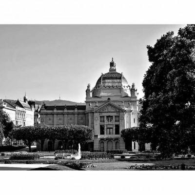 FOTOGRAFIJE ZAGREB - UMJETNIČKI PAVILJON