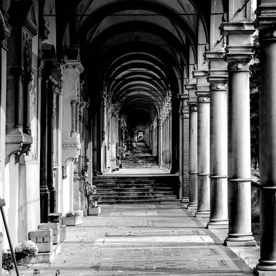 FOTOGRAFIJE ZAGREBA - ARKADE MIROGOJ
