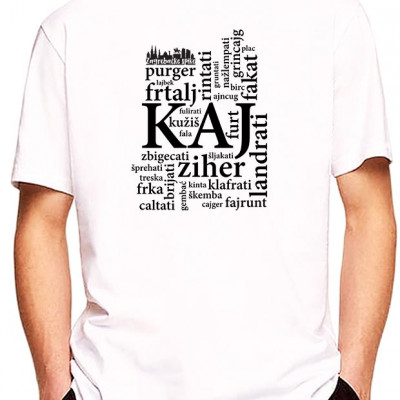 Majica KAJ