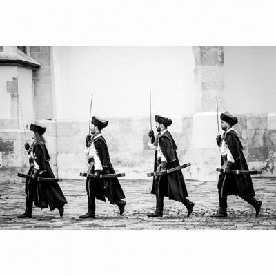 Fotografije Zagreba Kravat pukovnija