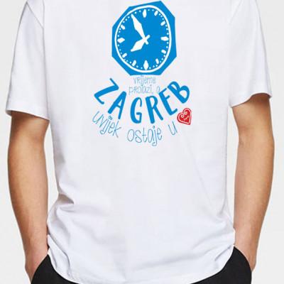 Majica Zagreb ostaje u srcu