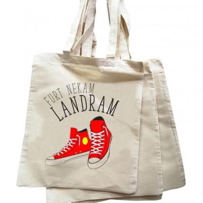 Platnena vreća Furt Landram