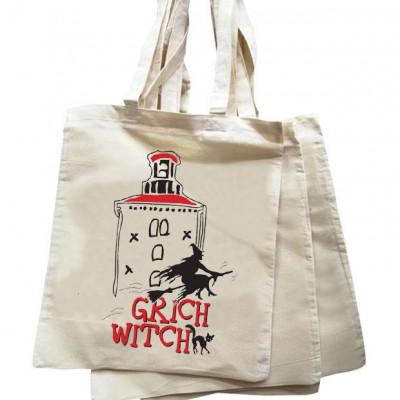 Platnena vreća Grich Witch